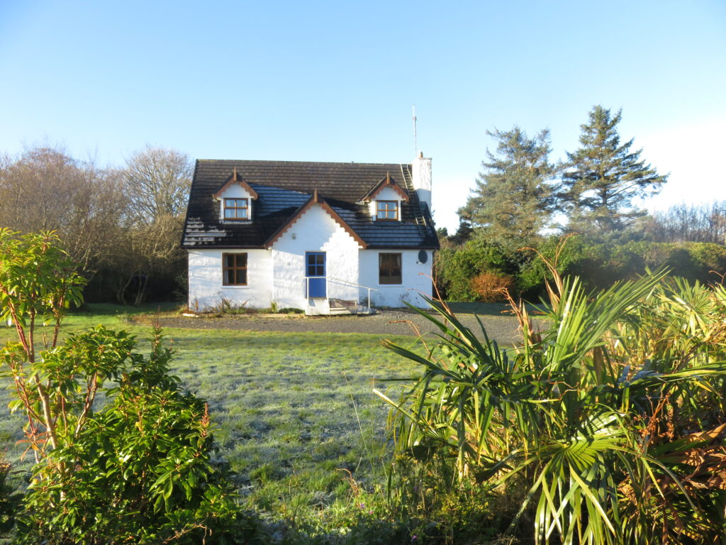 Letterfrack Mountain Farm Cottage