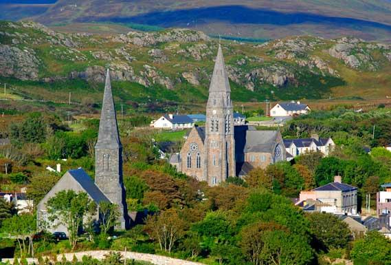 clifden-spires